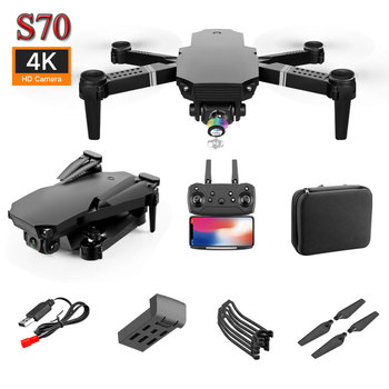 mini headless drone wifi remote control racing toy sky land dual use outdoor toy drone car an88 4K HD Dual Camera Drones Foldable Height Keeping RC Drone WiFi FPV Real-time Transmission Remote Control PRO Quadcopter Toy Gift