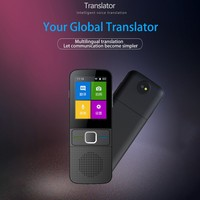 High End 137 Languages With screen Two Way Voice Translator WiFi Instant Smart Portable Translator!