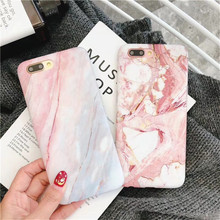 Luxury Marble Silicone Phone Case For Coque iphone XS Max X XR 7 8 6 6S Plus Case Soft TPU Back Cover For iphone 8 7 Plus Funda цена и фото