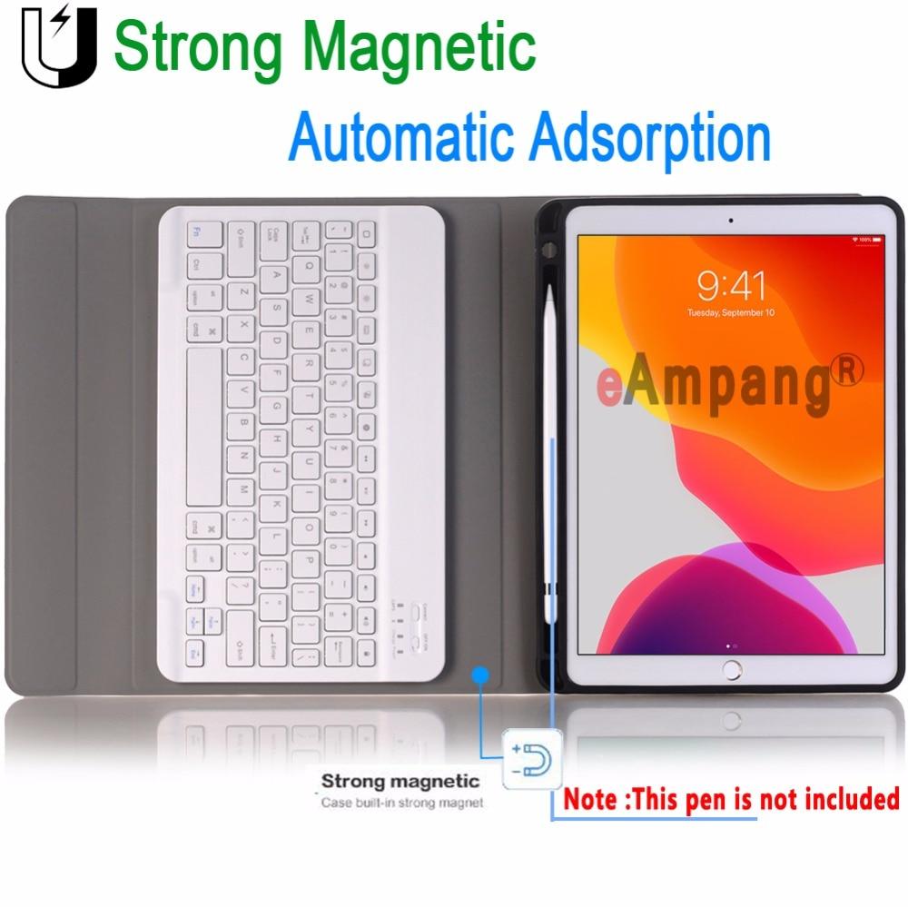 7th iPad A2232 A2197 Film A2232 A2200 Case Apple Keyboard for Gen-Generation