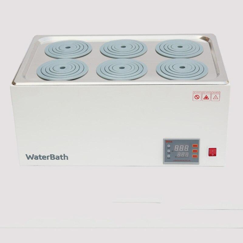 DXY цифровой термостатическая водяная баня Горячая водяная баня Цифровой Постоянная температура нагрева воды для ванной Labs Эксперименты 1/2/4... - 3