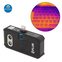 كاميرا حرارية للهواتف الذكية PCB مشاكل قصيرة التشخيص مساعد الهاتف الذكي كاميرا حرارية لإصلاح آيفون أندرويد و iOS