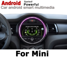 Para Mini Cooper S escotilla 2019 coche Multimedia player GPS Radio de Audio navegación NAVI