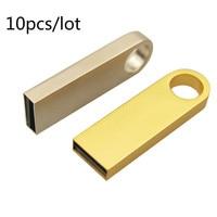 10 pçs/lote logotipo livre usb flash drive capacidade real pendrive 4 gb 8 gb 16 32 gb de memória u varas para fotografia presente frete grátis Pen drive USB    -
