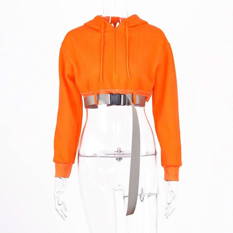 orange short sweatshirt women07