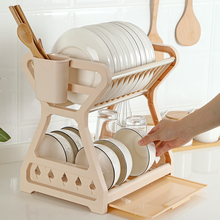 Dish-Racks Kitchen And Cutlery Drain Management-Arm The-Table Household-Cupboards Put
