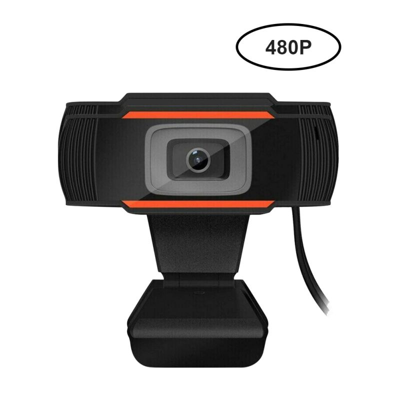 USB Камера вращающийся видео 480p температуре не более 30 градусов вращающийся 2,0 Веб-камера с высокой четкостью Камера С микрофоном для портати...