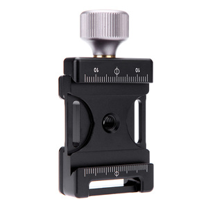 Image 5 - Bouton de vis en aluminium Andoer 38mm Mini pince à dégagement rapide Compatible avec Arca Swiss pour plaque QR 38mm