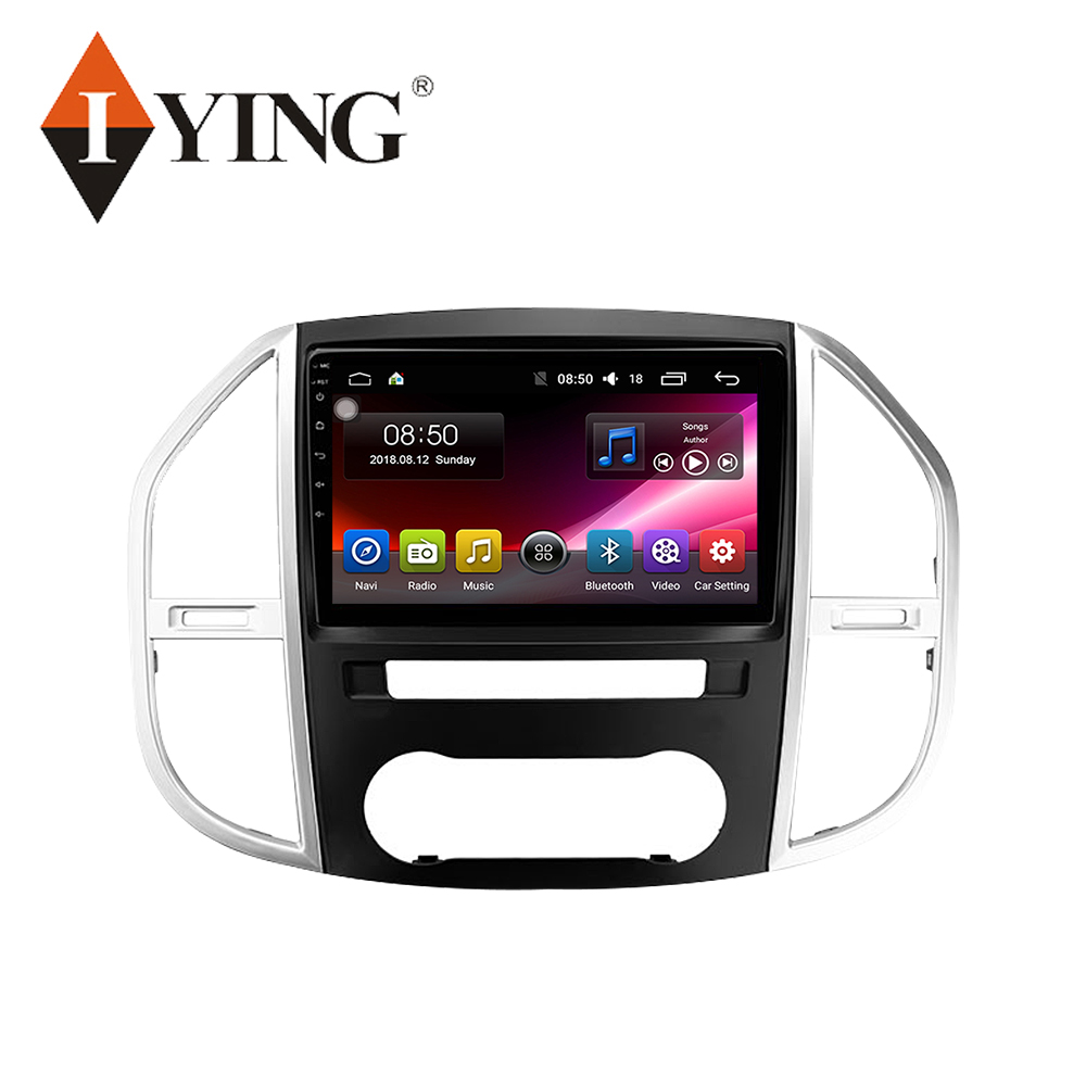 IYING For Mercedes Benz Vito 3 <font><b>W447</b></font> 2014 - 2020 Car Radio Multimedia Video Player Navigation GPS <font><b>Android</b></font> 9 autoradio No 2din 2 image