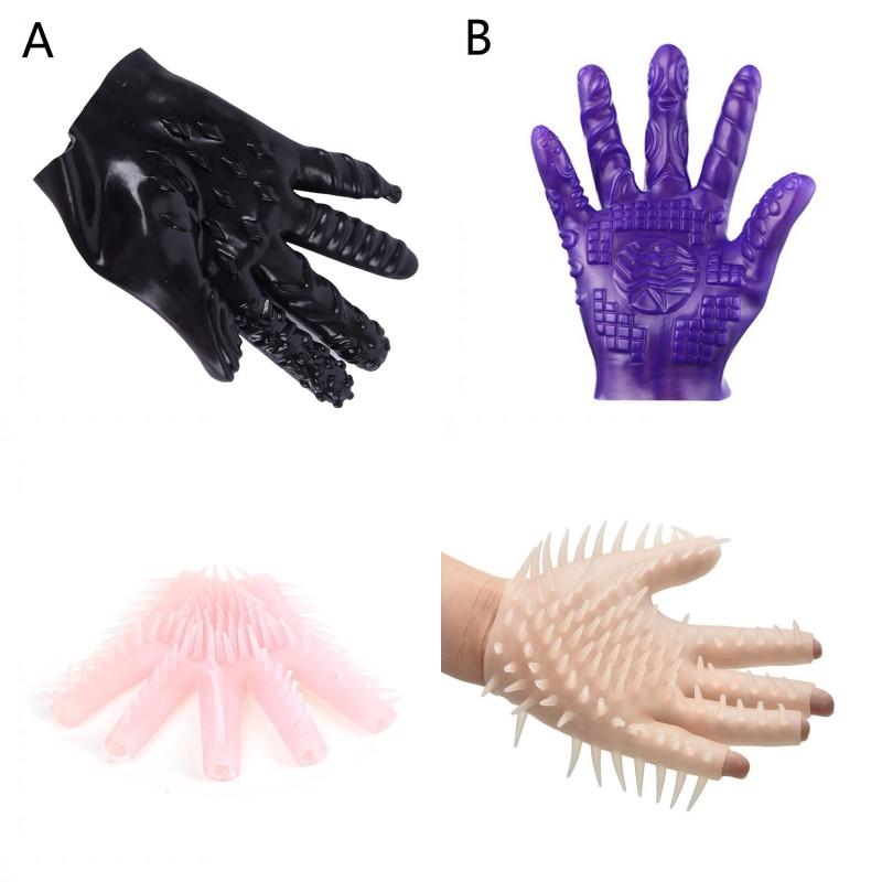 4styles Sexy Erotic Suit Adult Sex Toys Goods Anal For Women And Men Masturbator Anal G-spot Massage Sticks Gloves Products