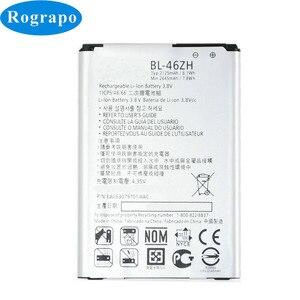 Image 1 - Full 2125mAh Replacement Battery For LG K8 LTE K350E K350AR Mobile Phone Batteries