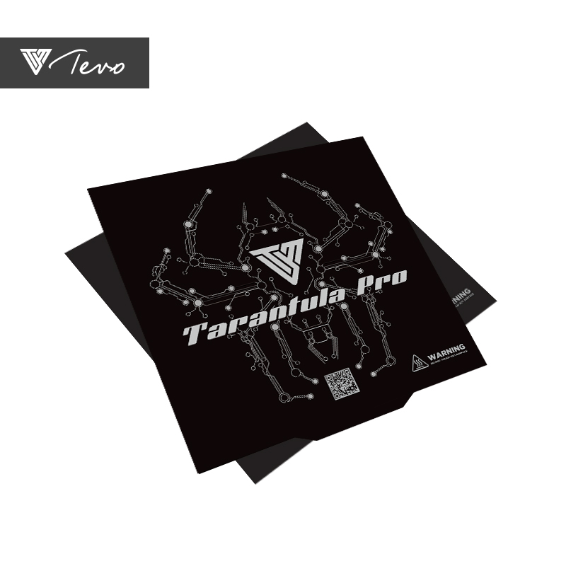 Tarantula Pro Update Kits For Soft Magnetic Pad 240*240mm For Build Surface Plate Sticker
