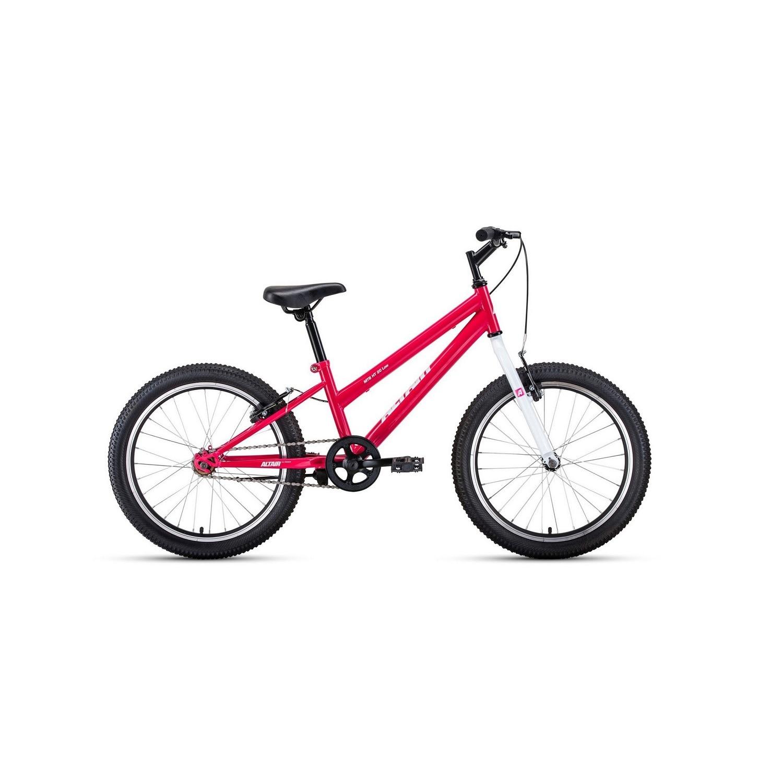 Подростковый велосипед ALTAIR MTB HT 1.0 low 20.0 (2020) , цвет розовый