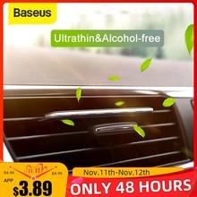 Baseus Auto Luchtverfrisser Freshner Voor Auto Air Vent Parfum Airconditioner Clip Diffuser Aromatherapie Solide Parfum
