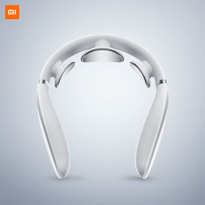 Image 1 - Xiaomi Cervical Massager G2 Chiropractic Neck Protector Neck Multifunctional Hot Compression Electric Physiotherapy 2019 New