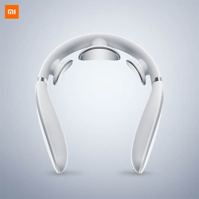 Xiaomi Cervical Massager G2 Chiropractic Neck Protector Neck Multifunctional Hot Compression Electric Physiotherapy 2019 New