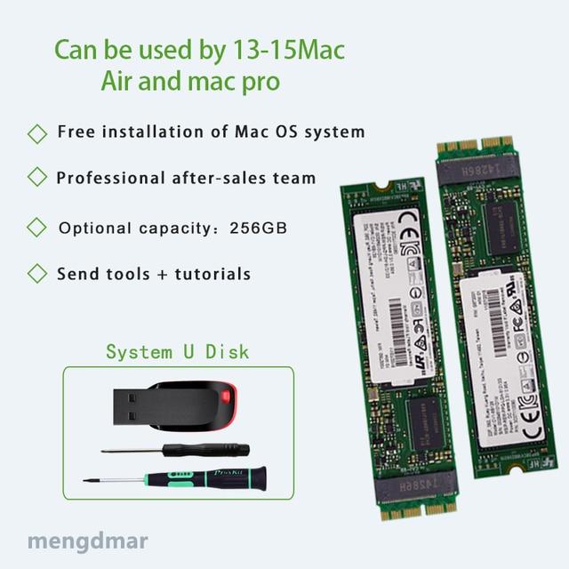 NEUE 256GB SSD Für Macbook Air 2013 2014 2015 A1465 A1466 imac PRO 2013 2014 2015 a1425 A1502 A1398mini SOLID STATE DISK
