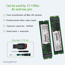 NEW 256GB SSD Per Macbook Air 2013 2014 2015 A1465 A1466 imac PRO 2013 2014 2015 a1425 A1502 A1398mini DISCO A STATO SOLIDO