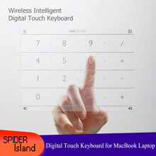 Notebook Ultra Thin Wireless Intelligent Digital Touch Keyboard TouchPad for Laptop 2017 2018 2019 Macbook Pro 13 Inch Notebook