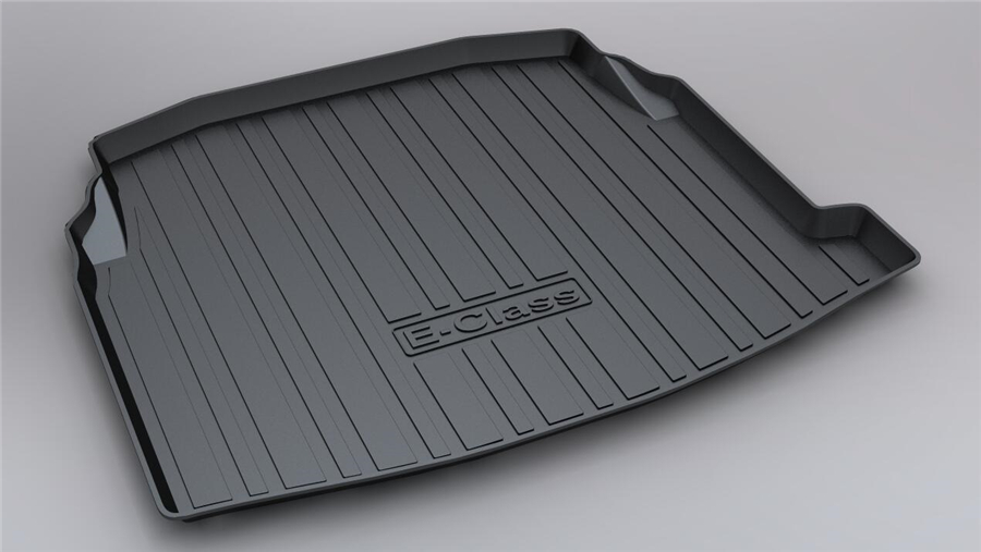 YJ99 Custom Fit For Mercedes-Benz E-Class W212 W213 2014-2019 Car Cargo Rear Trunk Mat Boot Liner Tray All Weather Waterproof