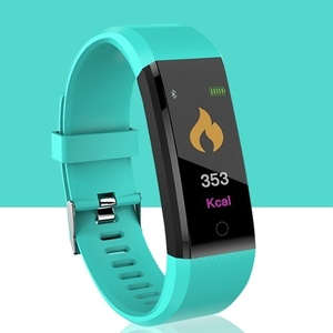 Image 2 - KLW Bluetooth  Watch Color Screen Waterproof Smart Band Heart Rate Blood Pressure Moniter Bracelet  Wristband