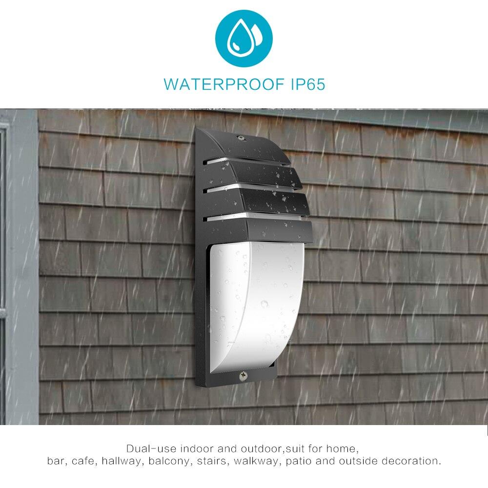 cheapest Solar Light Outdoor Porch Wall Lamp PIR Motion Sensor Garden Solar Lamp Sunlight Powered Waterproof Energy Saving Street Light