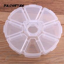 Пластиковый контейнер для хранения ювелирных изделий 5 видов