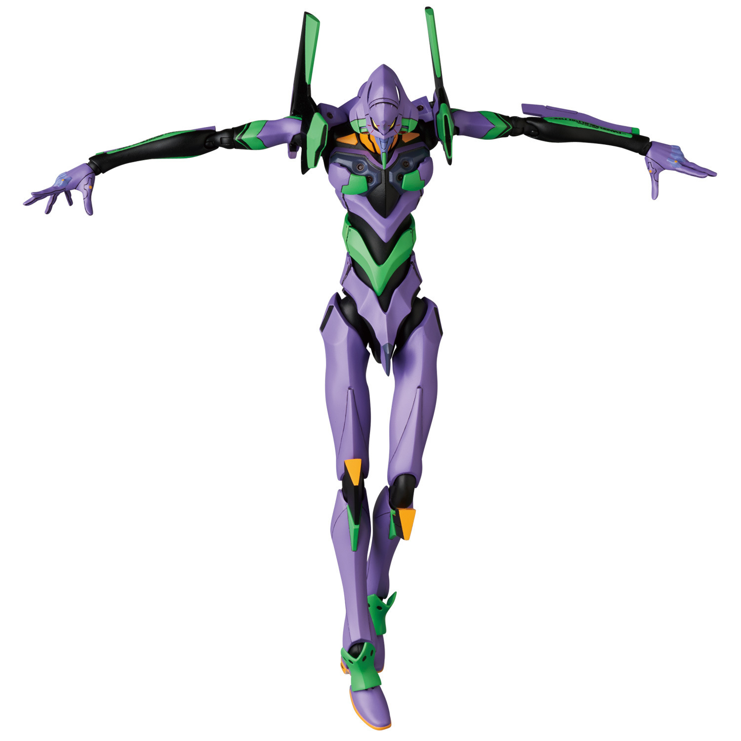 19cm New Mafex 080 <font><b>EVA</b></font> EVANGELION TEST TYPE <font><b>EVA</b></font>-<font><b>01</b></font> Action <font><b>Figures</b></font> Model Toys Collect toys and gifts image