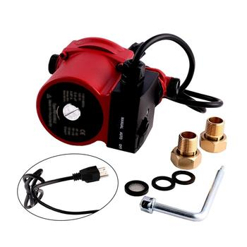 "SHYLIYU RS20/9 Silent Domestic Pump Pressure Shield Hot Water Pump 1"" Electric Automatic Mini Heat Pump 9m Head Circulation Pump"