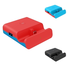 Video Converter for Nintendo Switch Charging Base HDMI Transfer TV Portable Type-C Charging Base