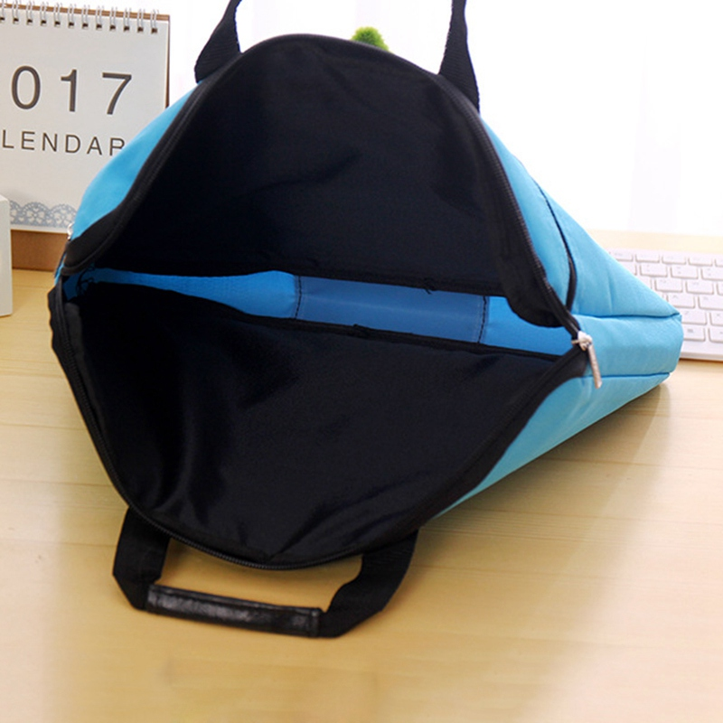 H7d05c5481b0d437396fe6a26c2789443I - Portable Computer Bags Notebook Handbag Man Portable Briefcase Travel Laptop Bags Macbook Handbag Solid Color