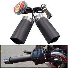 Hand-Grips Heated Motorcycle Universal Electric 12V 2PCS Inserts Warm