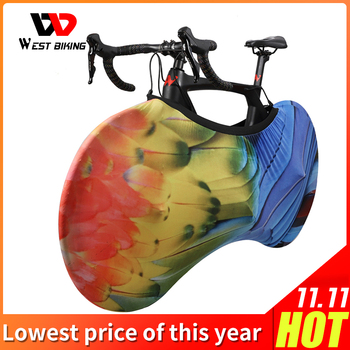 Bike Protector Cover MTB Road Bicycle Protective Gear Anti-dust Wheels Frame Cover Scratch-proof Storage Bag Bike Accessories