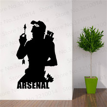 Archery  Vinyl Wall Art Sticker Poster Wallpaper Bedroom Room Decals Wall Mural Decoration PW279