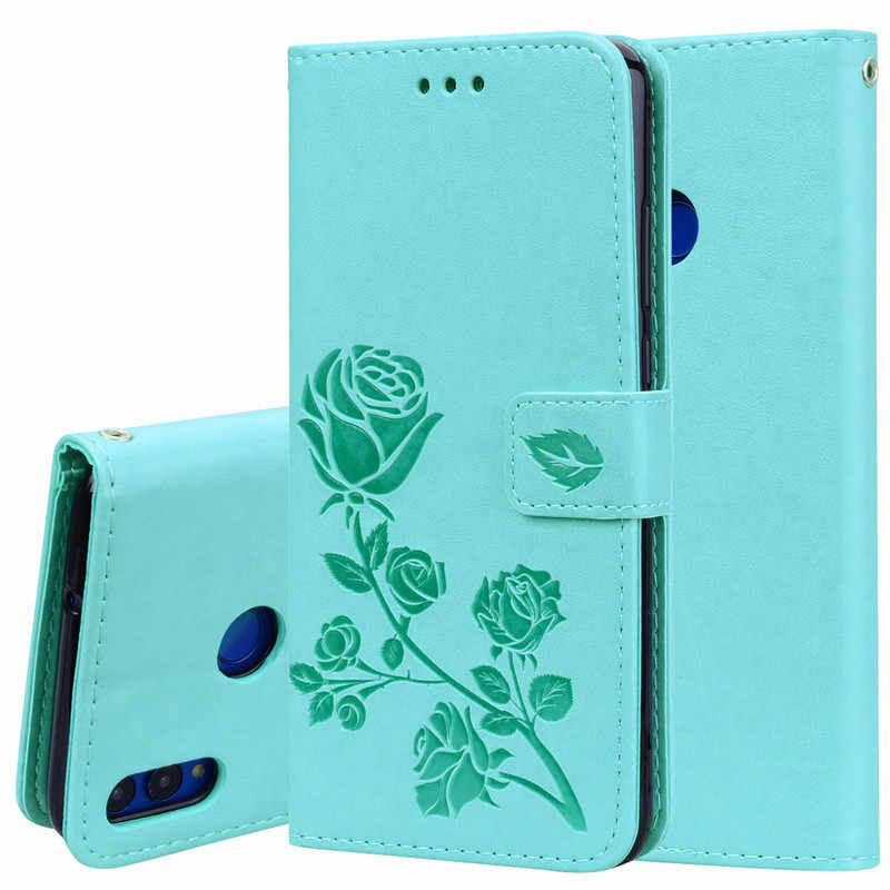 Huawei P20 Mate 10 20 P8 Lite Y5 Y6 başbakan 2018 P akıllı 2019 cüzdan Flip Case için onur 7A 7C Pro 8A 8S 6X7X8X8 10 9 Lite
