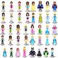 Блокировка друзей принцесса Оливия Миа Кейт Стефани Эмма Andrea строительные блоки игрушки для детей друзья Блокировка Игрушки для девочек
