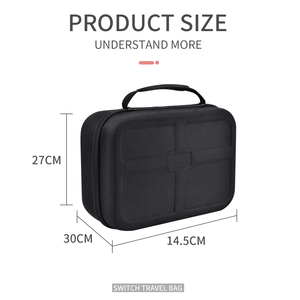 Image 5 - Data Frog Multifunctional Travel Bag for Nintendo Switch Waterproof Storage Case for Ns Switch Console protective Accessories