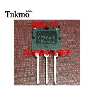 Image 3 - 5 قطعة CT60AM 18F إلى 264 CT60AM 18B CT60AM 18C أو CT60AM 20 TO264 60A 900V معزول بوابة القطبين الترانزستور التوصيل المجاني
