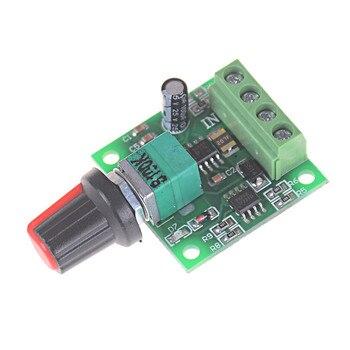 5V 12V 30W 2A DC 1,8 V -15V PWM Motor Speed Controller Regler Niedrigen Spannung fan Speed Control Schalter PWM Einstellbar Stick