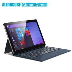 Alldocube KNote5 Pro 11.6 inch FHD Windows Tablet office Intel N4000 6GB RAM 128GB SSD Cube Tablets PC Win10 2.4G/5G WiFi BT LCD