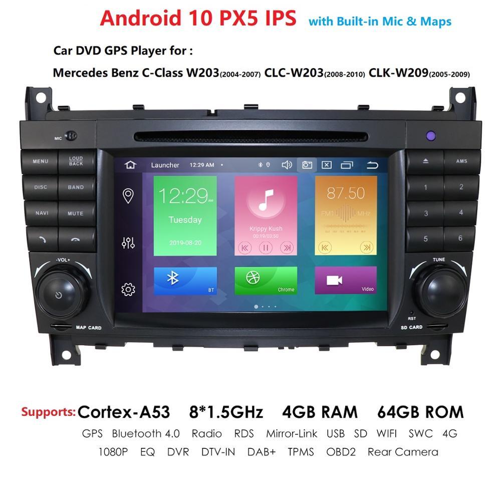 Doble DIN autoradio//radio marco para Mercedes Viano 639//Vito 638