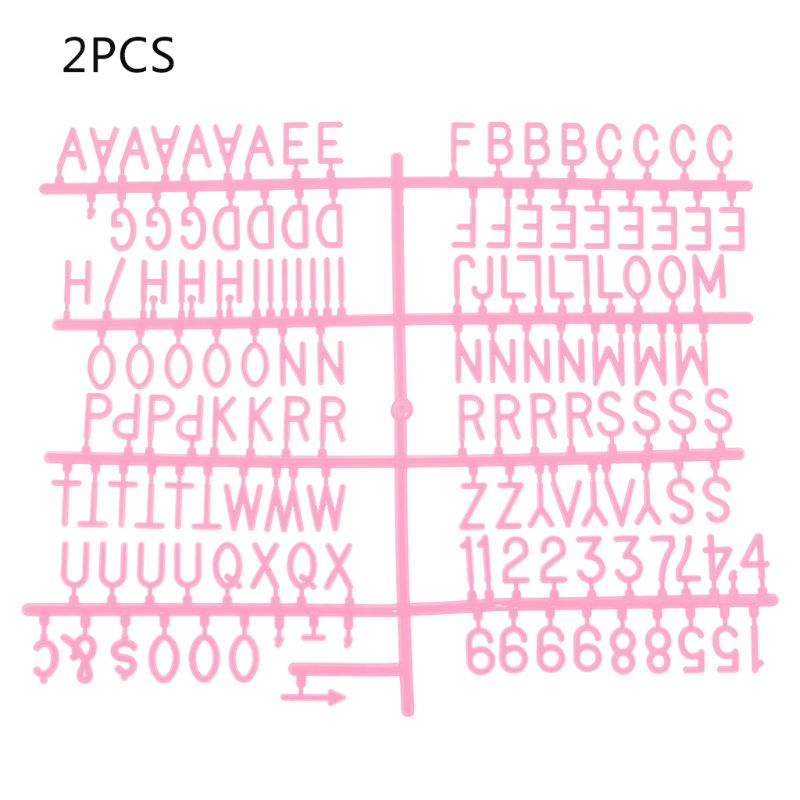 Characters For Felt Letter Board 290 Piece Numbers For Changeable Letter Board AXYF
