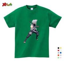 Футболка для мальчиков крутая новая футболка с мультяшным принтом