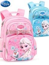 Оригинальный disney; Школьная сумка для frozen2 принцесса рюкзак