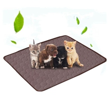 Pet Dog Summer Cooling Mats Blanket Ice Cats Bed Mats For Dog Sofa Portable Tour Camping Yoga Sleeping Massage summer dog cooling mats cat blanket ice pet dog bed mats for dogs cats sofa portable tour camping yoga sleeping pet accessories