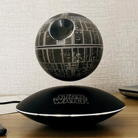 Limited Edition Star Wars Star Wars WRS Death Star Magnetic Levitation Wireless Bluetooth 360 Degree Rotating Stereo Speaker