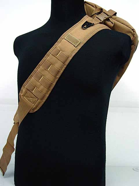 62cm/24.4'' Tactical Airsoft Rifle Backpack Hunting Shooting Gun Bag Military Army Rifle Case 4