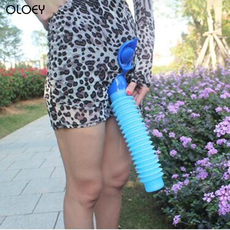 Outdoor Camping Urinal Women Men Toilet Travel Camp Hiking Foldable Pee Tool