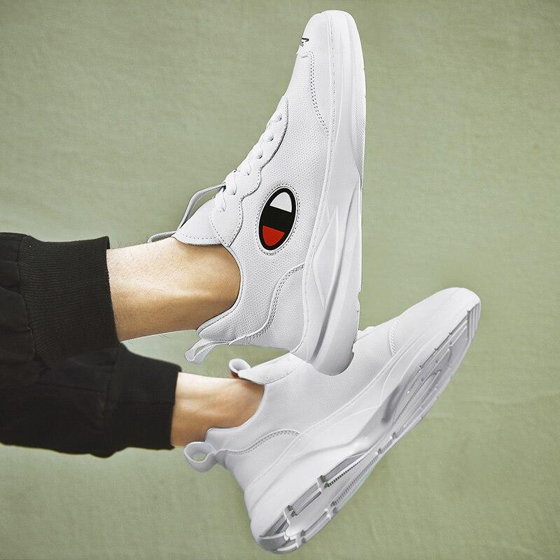 Обувь, мужские кроссовки с воздушной подушкой повседневные массивные кроссовки спортивные мужские модные новые Подушка распродажа теннис