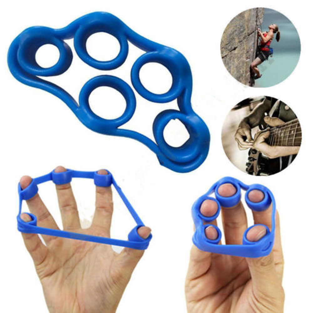 Fidget Toy Autism Sensory-Toy Antistress Hand-Finger-Strength Silicone img1